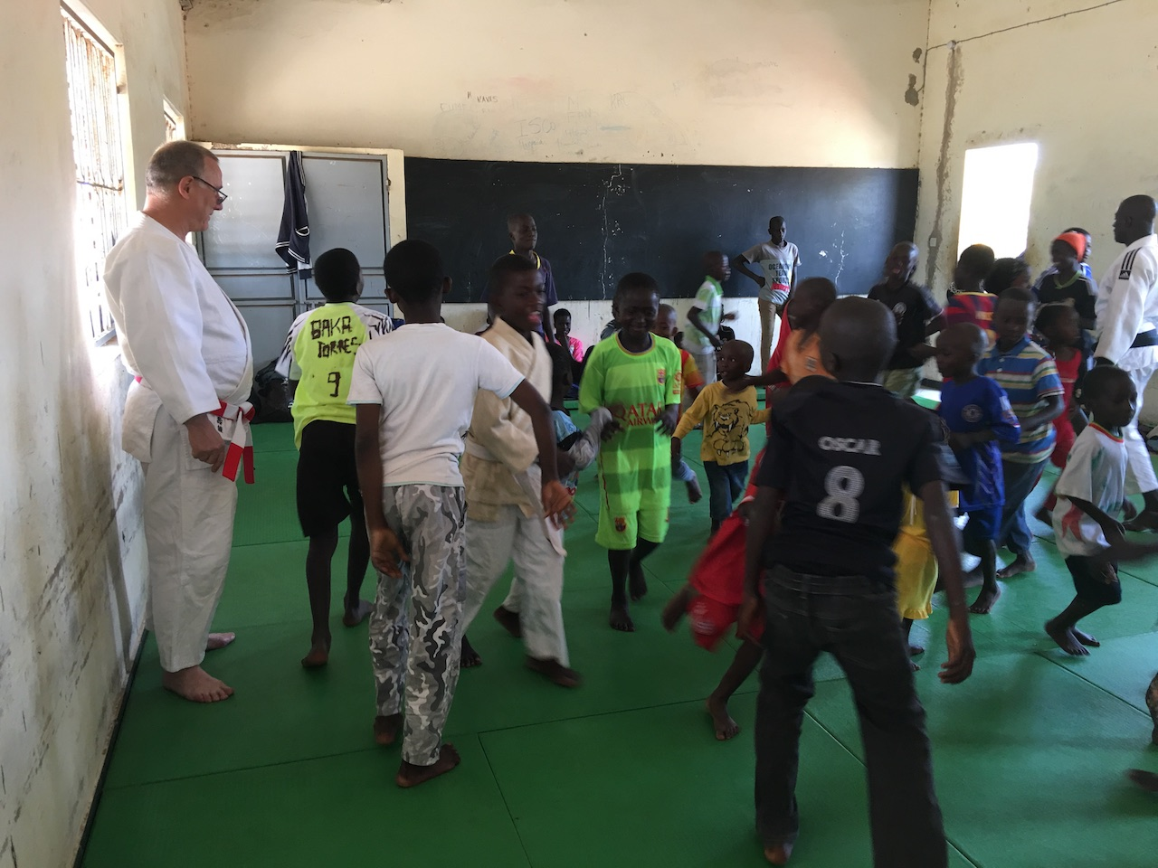 Cours de judo APJ